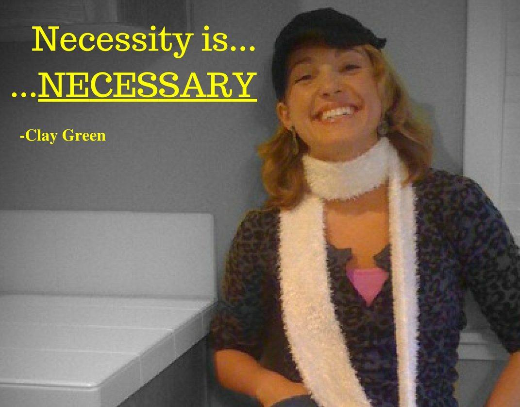 Necessity is Necessary